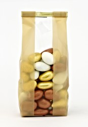 - Bold Cream Stripes Small Bag (1)