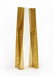 - Large Gold Bold Strips Bag