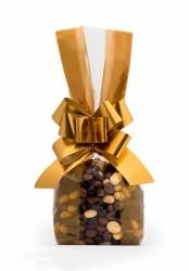- Medium Gold Bold Stripes Bag (1)